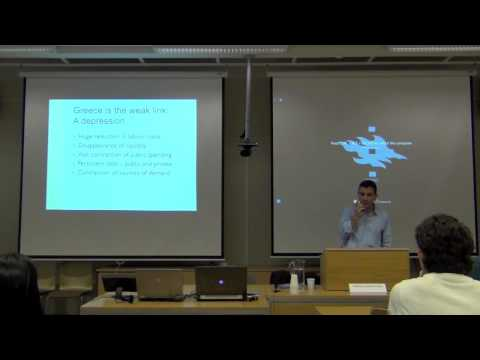 Prof. Costas Lapavitsas (SOAS): Eurozone. A Crisis of Financialised Capitalism
