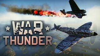 War Thunder - Алекс и Брейн Отжигают #30