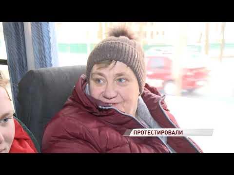 В Ярославской области продолжают тестировать новую схему движения транспорта