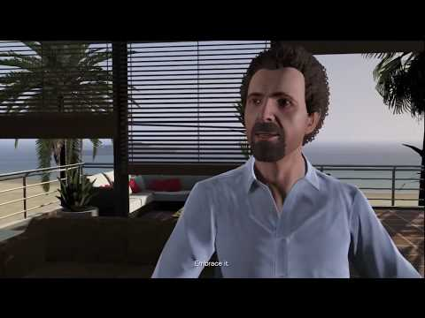 Grand Theft Auto V (GTA5)  - Gameplay Part 1 - Xbox 360