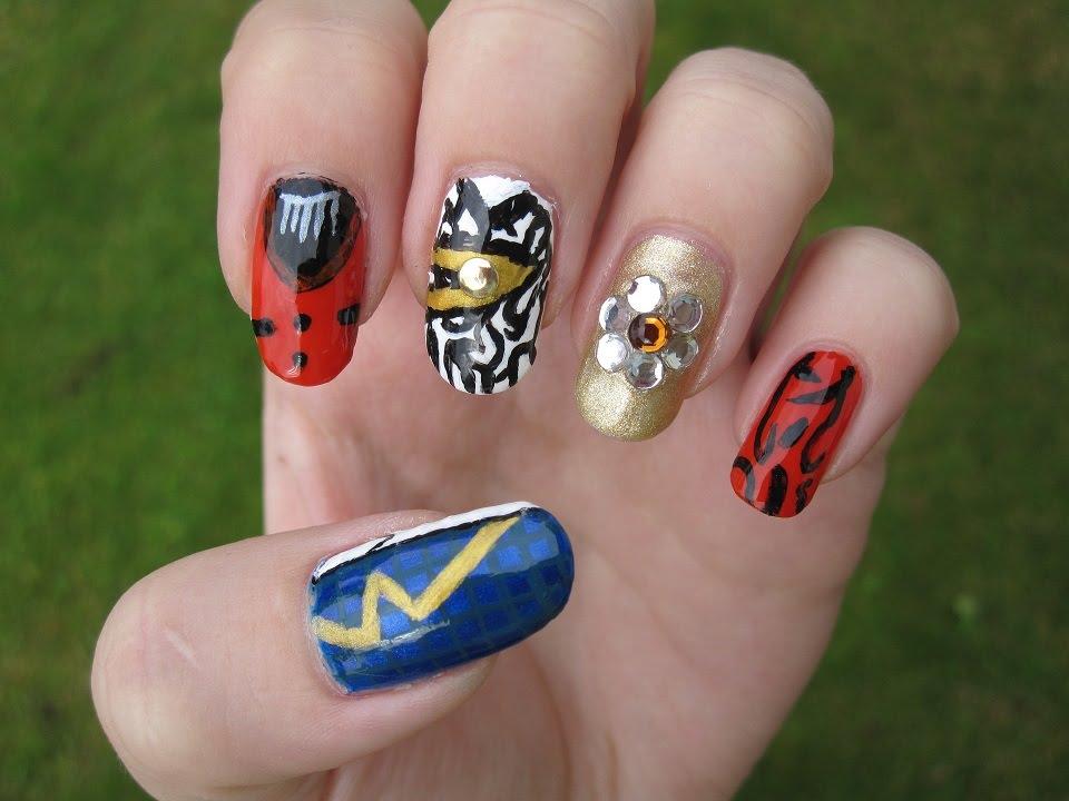 Kpop super junior mamacita nail art youtube kpop super junior mamacita nail art prinsesfo Choice Image