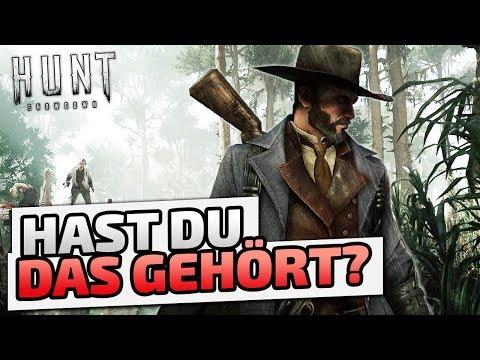 Hast du das Geräusch gehört? (Frank Smith) - ♠ Hunt: Showdown ♠ - Deutsch German - Dhalucard