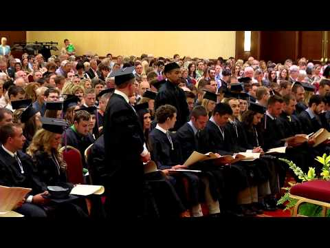University of Iowa College of Dentistry Commencement - June 5, 2015