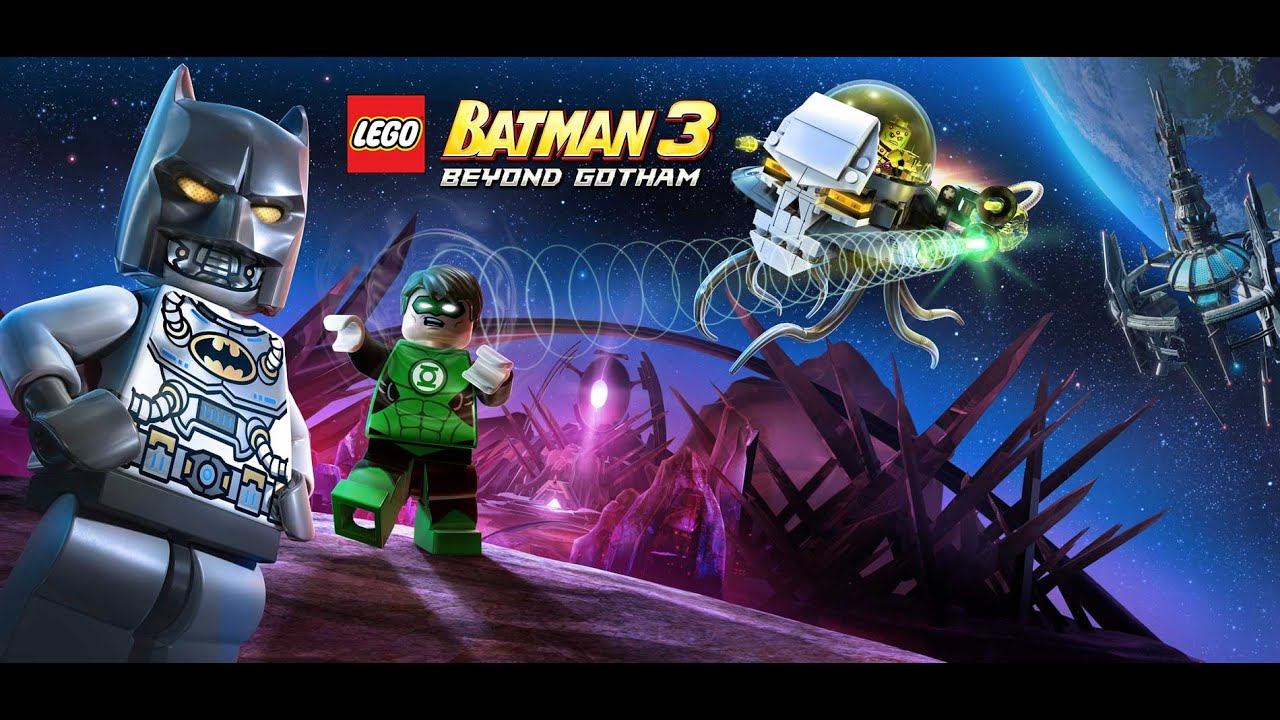 Deixar Em Portugues Lego Batman 3 Beyond Gotham Youtube