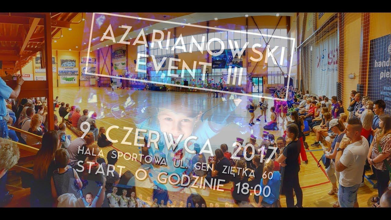 Mażoretki Azarianowski Event III Piekary Śląskie 09.06.2017 | ForumWiedzy.pl