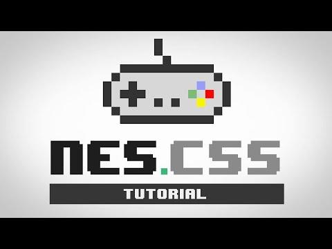 NES.css Tutorial - Cool Retro Design CSS Framework thumbnail