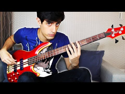 When you're a classical bassist but you watched a 90's sitcom once