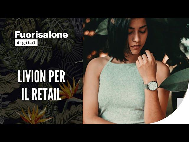 Gli spazi del retail diventano smart con Livion