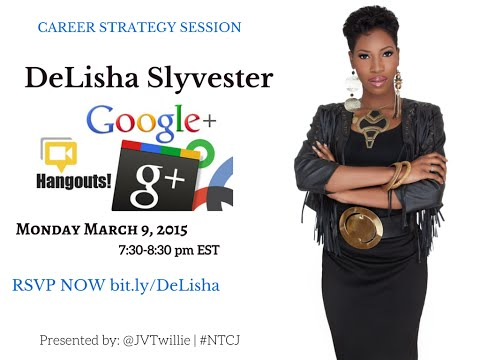 Career Strategy Session with Founder & CEO of Women's Elevation Magazine DeLisha Slyvester