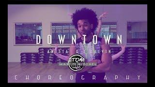 Downtown- Anitta & J balvin | Martin Mitchel (Choreography)| Zumba