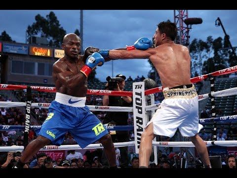 Bradley vs Vargas: Fight Night - June 27th