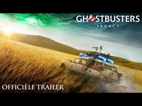 Ghostbusters: Legacy - Officiële trailer [Sony]