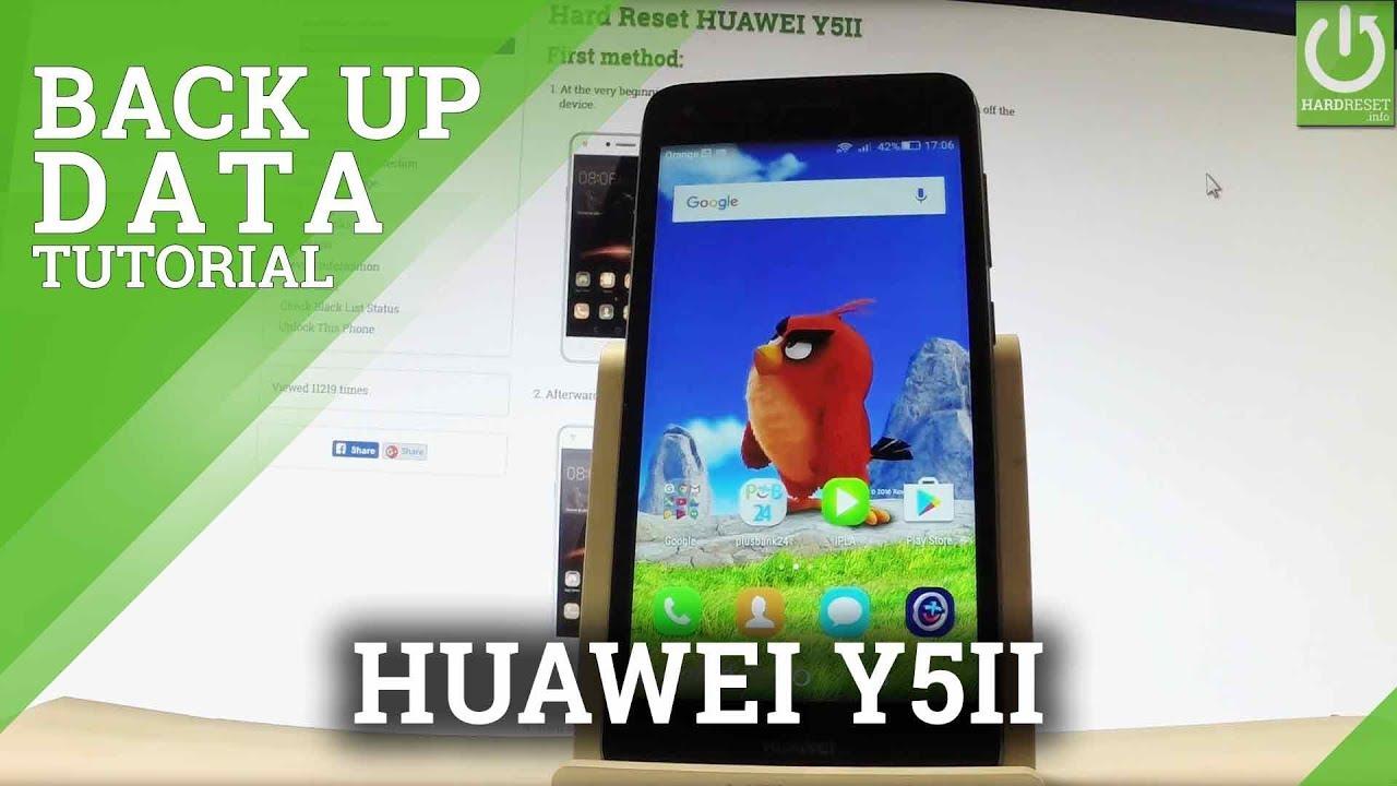 Huawei Y3II Backup Videos - Waoweo