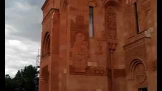 17072012 армянская церковь в москве(հայկական եկեղեցին Մոսկվայում,новая армянская церковь в Москве., 2012-07-20T08:08:05.000Z)