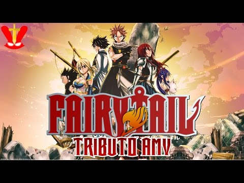 Fairy Tail  I got the magic in me  AMV Tribute  Roy Land!
