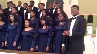 Cass Tech High School Concert Choir- Precious Lord by Roland Carter