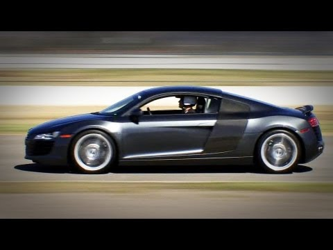 Audi R8 Review - Everyday Driver