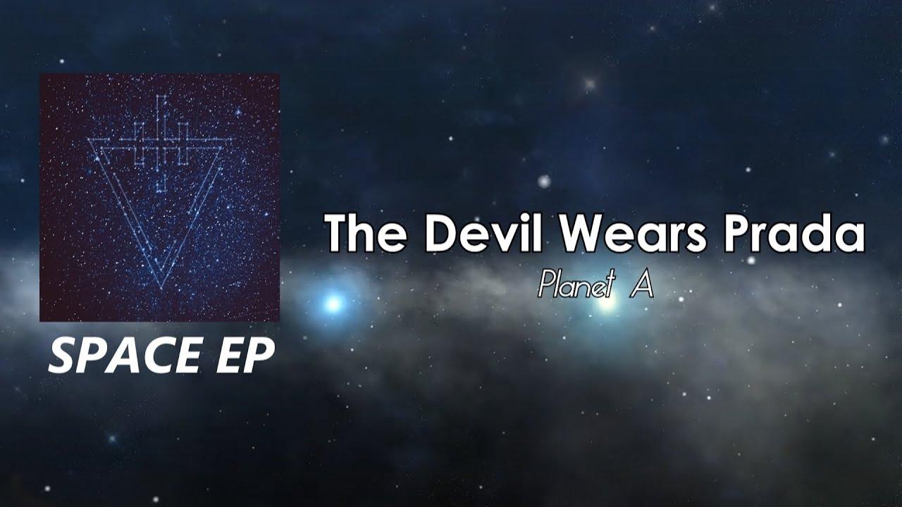 The Devil Wears Prada - Planet A [LYRICS] - YouTube