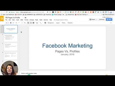 NEW Facebook™ Update For Facebook™ Business Pages (as of January 11th, 2018)