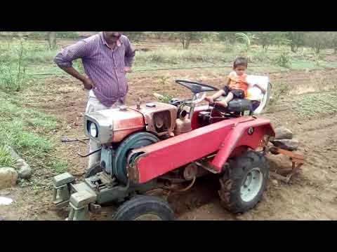 Vijay Power Tiller 15 HP Converted Tractor Reviews