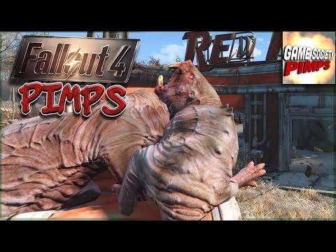 2 Moles, 1 Chair - Fallout 4 Pimps (E002) - GameSocietyPimps