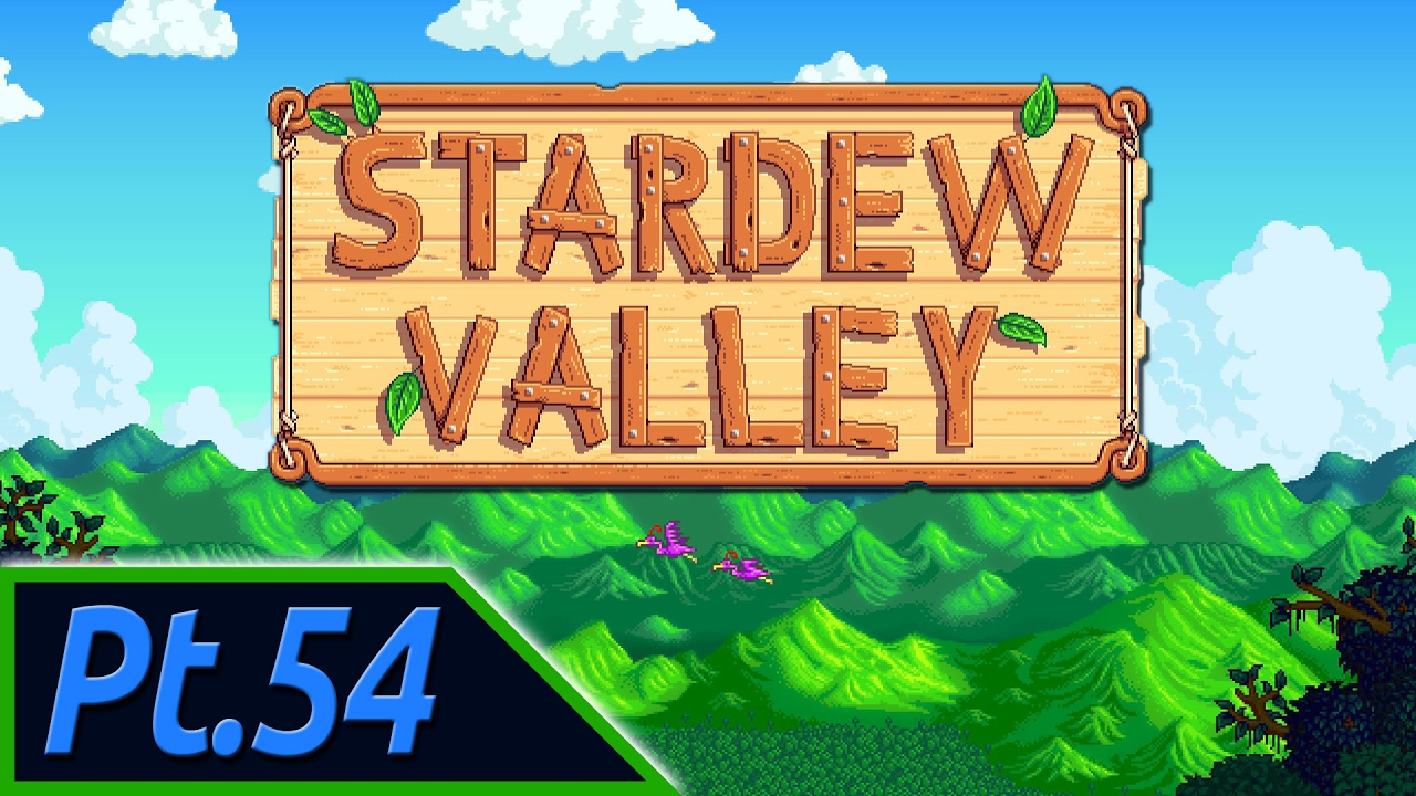 A New Kind of Farming! Crystalarium Shed Complete   Haskie Plays - Stardew  Valley - Part 54