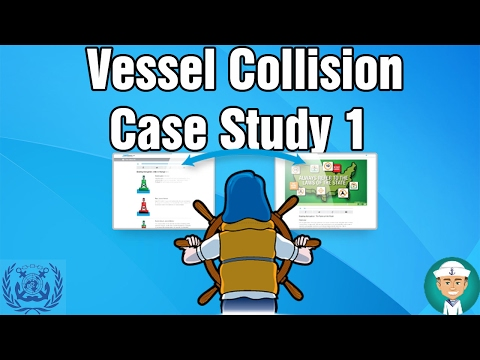 Vessel Collision Case Study 1