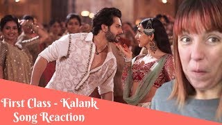 NEW #Bollywood song from the movie #Kalank called #FirstClass dropp...