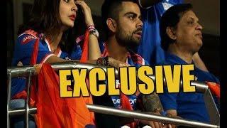 Spotted: Anushka Sharma & Virat Kohli on Date