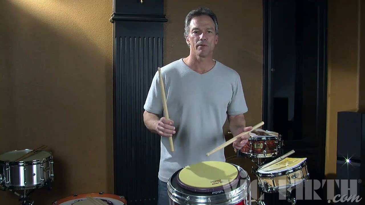 40 Essential Rudiments - Vic Firth