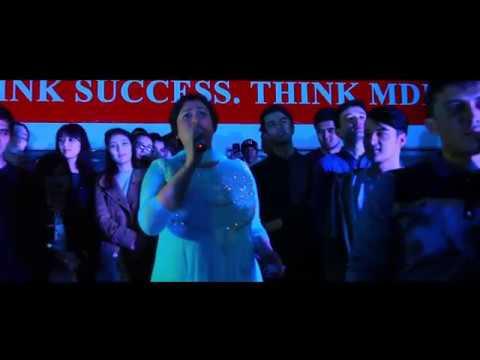 MDIS Tashkent Talent show 16 02 2017