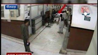Caught On Camera: Man Murders Nurse In Hospital