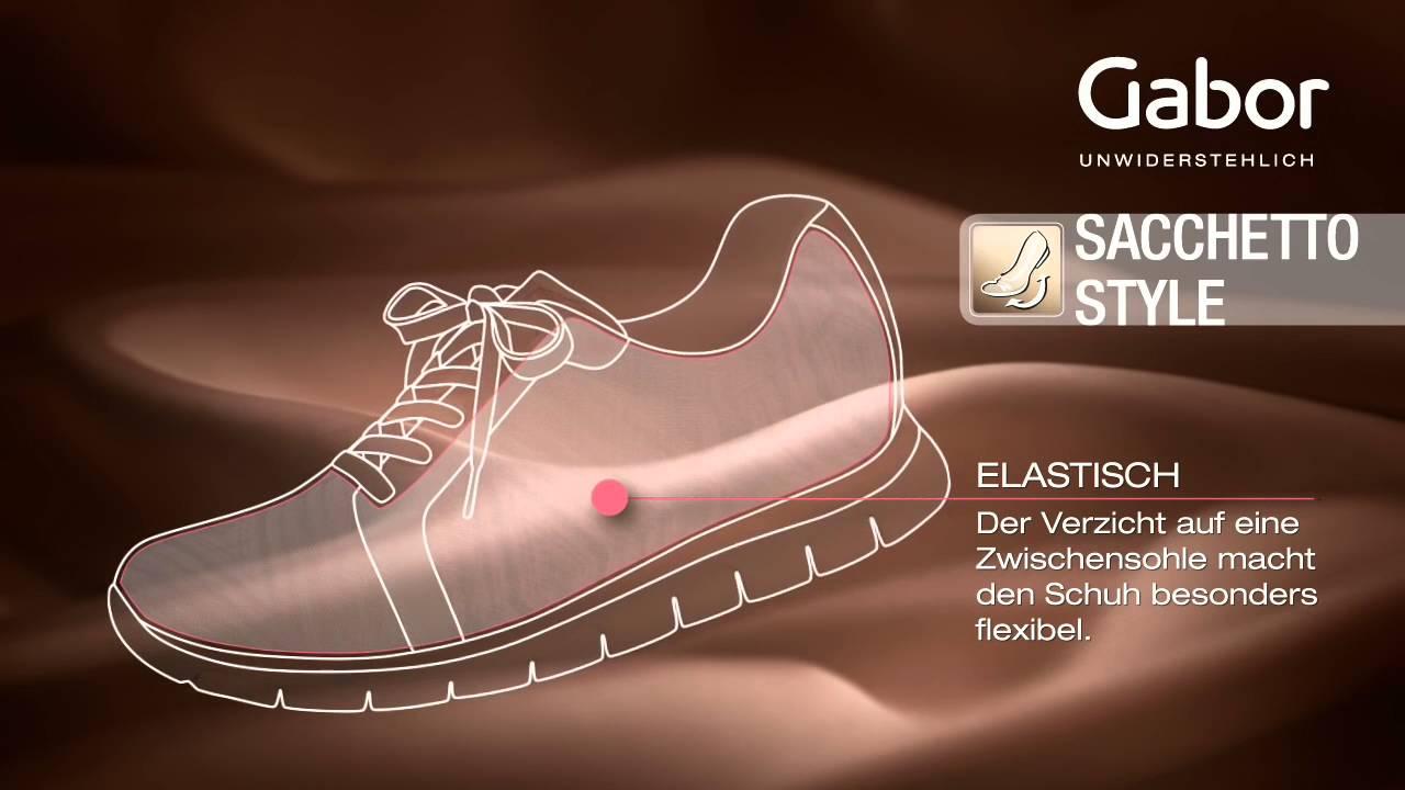Gabor Shoes AG Sacchetto Style Frühjahr Sommer 2016