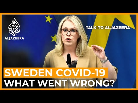 Sweden's unorthodox response to COVID-19: What went wrong? | Talk to Al Jazeera