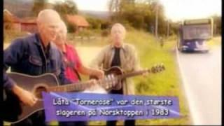 NEW JORDAL SWINGERS - TORNEROSE - Gylne Tider