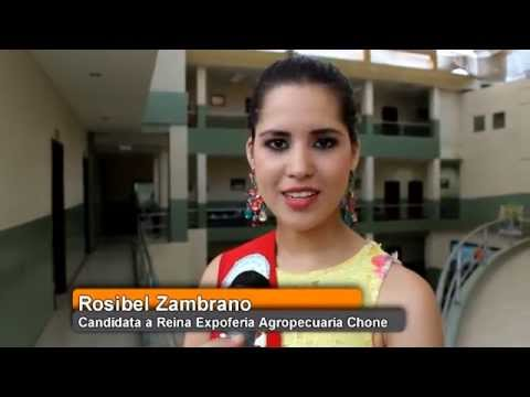 Concejo recibe candidatas a Reina de la Feria de la Producción 2014