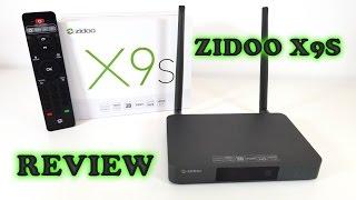 zidoo x9s tv box review realtek rtd1295 best tv box i ve ever tried