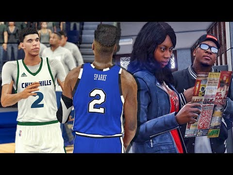 Chino Hills State Championship Game Highlights | Ball Brothers Last Game Together | NBA 2k17