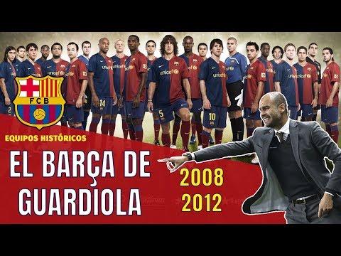 Barcelonas Guardiola (2008-2012)   The story of Sextuple       Tiki Taka Team