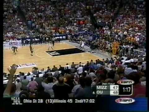 #6 Oklahoma vs. Missouri - 2003 Big 12 Tournament Championship - Part 6