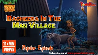 Jungle Book Hindi Cartoon for kids | Junglebeat | Mogli Cartoon Hindi | Bagheera in the Village