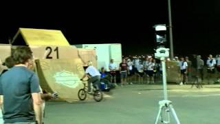 Chad Kagy - Bikes Over Baghdad IV - Kuwait