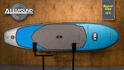 ISLE All Around Inflatable Standup Paddle Board