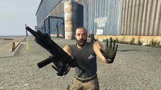 GTA 5 Online Mission: Stocks and Scares - Solo on Hard (GTA V)