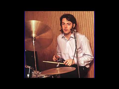 The Beatles - Back In The U.S.S.R. (Isolated Drums)