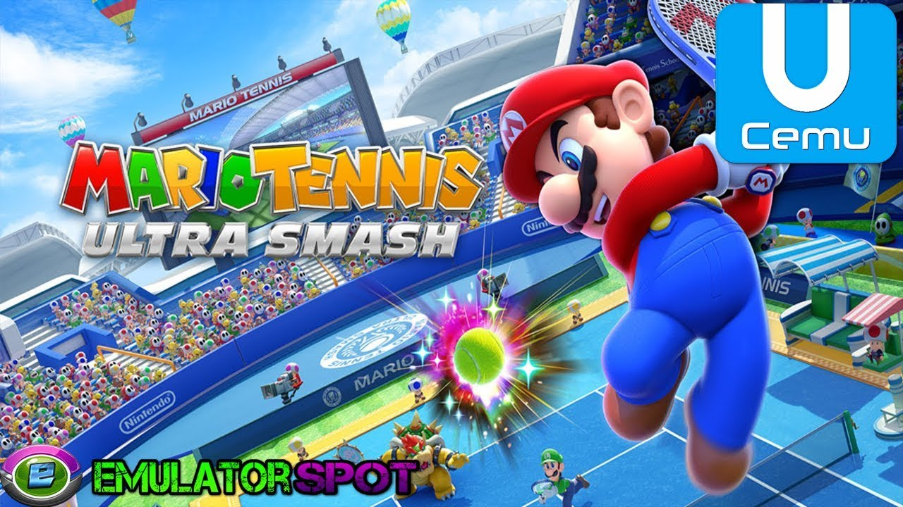 Mario Tennis: Ultra Smash - CEMU Wiki