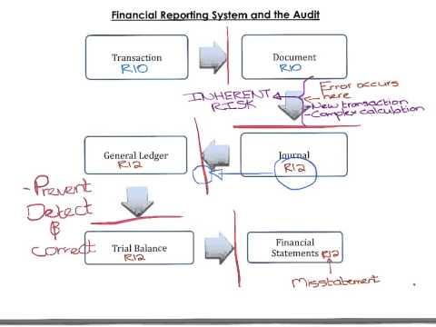 Audit Risk: Control Risks Basic