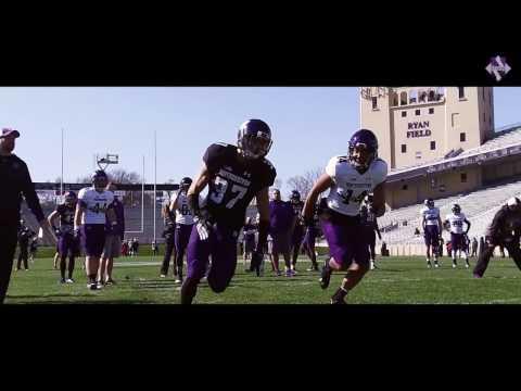 Football - Spring Ball Ryan Field 1 (4/8/17)
