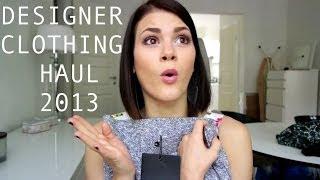 Designer Clothing Haul September 2013 (Designers Remix, Tiger Of Sweden, Jeffrey Campbell etc.)