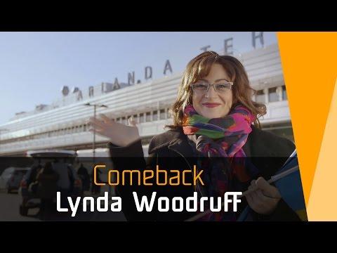 Lynda Woodruff invit till Måns Zelmerlöw i finalen av Melodifestivalen 2016